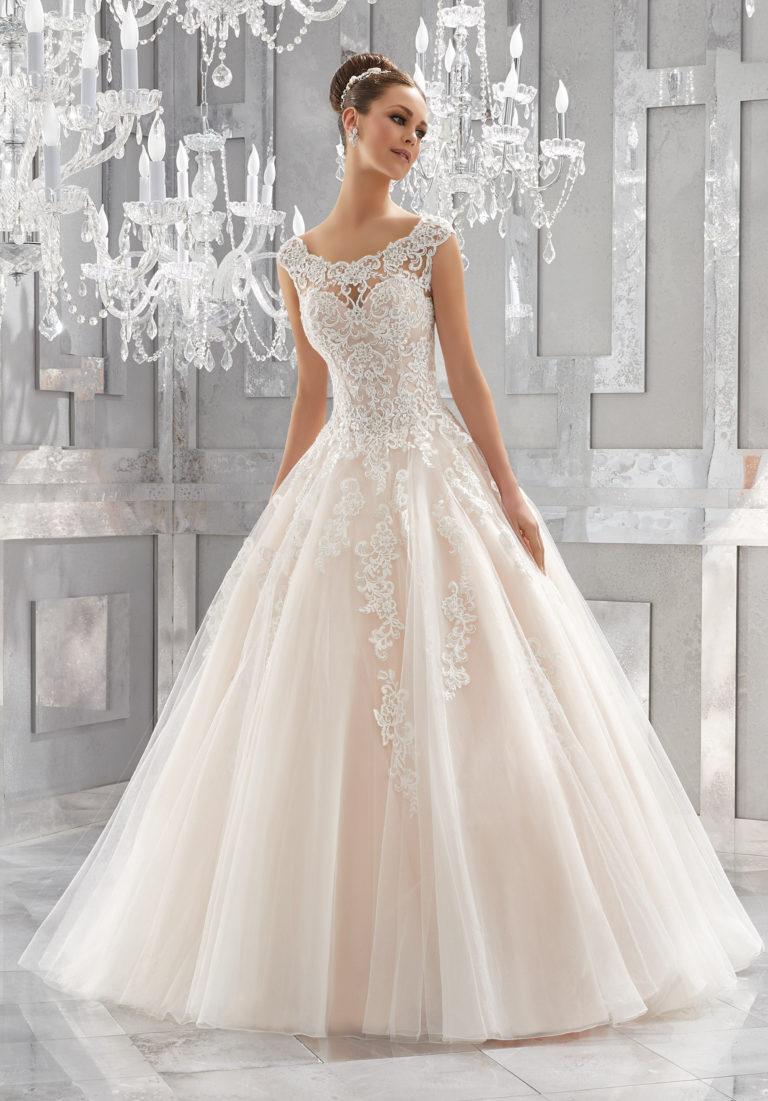 Brautkleider Amberg, Prinzessinnenstil