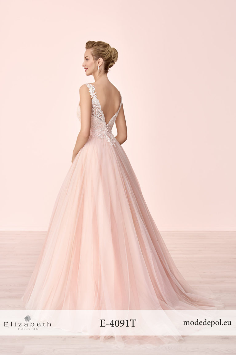 Blush Brautkleid Amberg