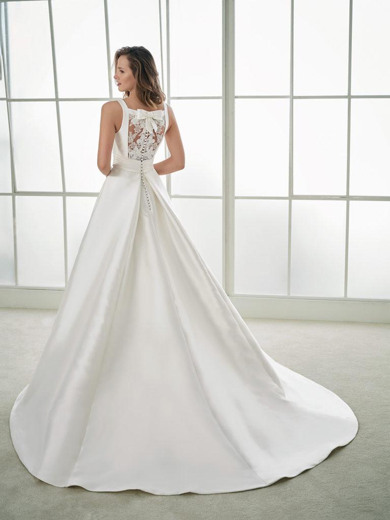 Hochzeitskleid A-Linie, Brautkleid Amberg
