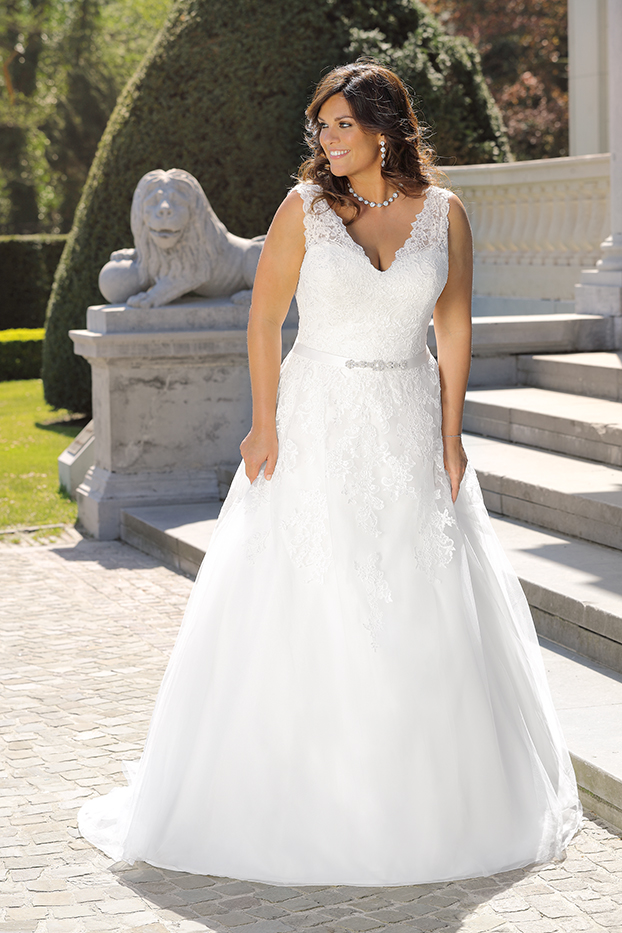 Brautkleid XL